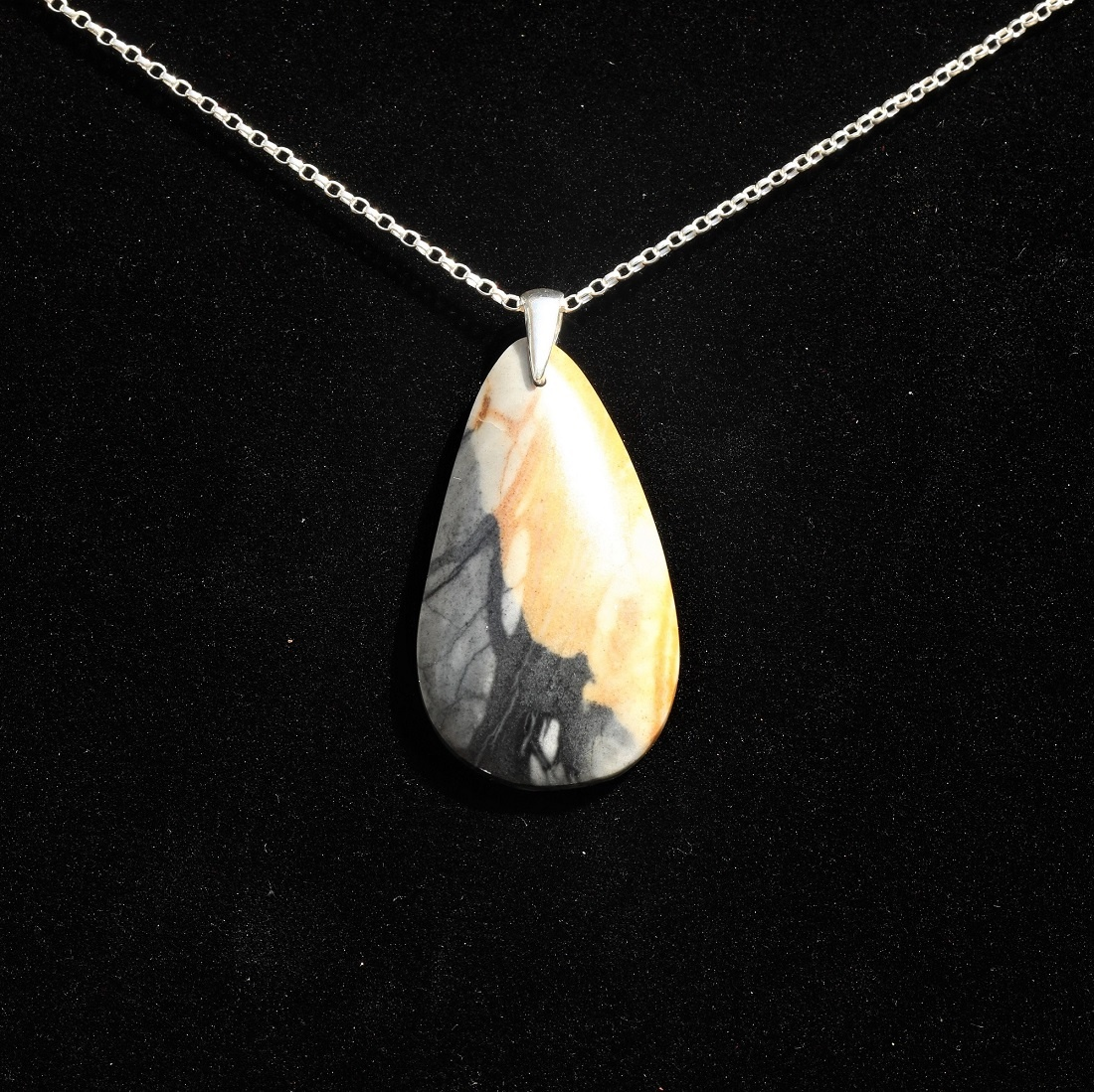 Picasso Marble Pendant